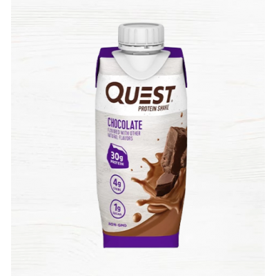 Chocolate Protein Shake Ready-To-Drink (pack of 4)