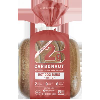 Pain à hot dog blancs