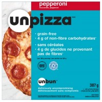 Unpizza Pizza Pepperoni Keto