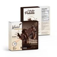Barre glacée Kéto vanille
