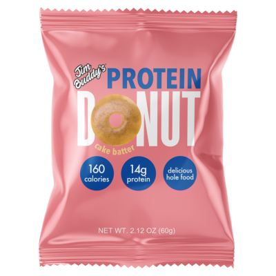 Protein donut cake batter (3 donuts)