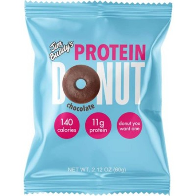 Protein donut chocolate (3 donuts)