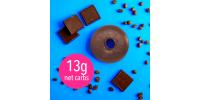 Beigne protéiné au chocolat  (3 beignes)