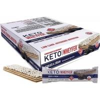 Gaufrettes Keto biscuits et crème (10 gaufrettes)