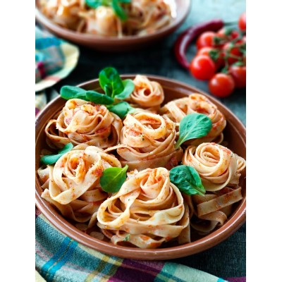 Fettuccinis pâtes fraîches Keto