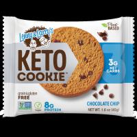 Biscuits Keto Pépites de chocolat (12 biscuits)