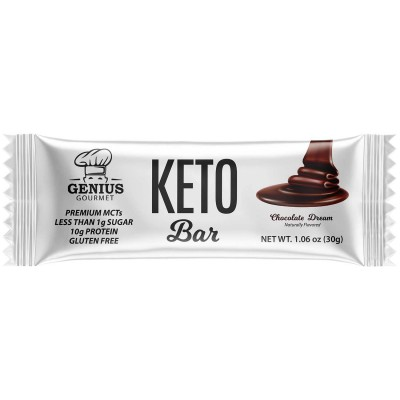 Keto Bar Chocolate dreaml (3 bars)