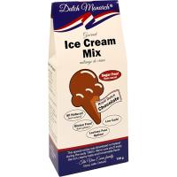 Mélange de crème glacée Chocolat hollandais royal