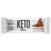 Barre Keto caramel salé (12 barres)