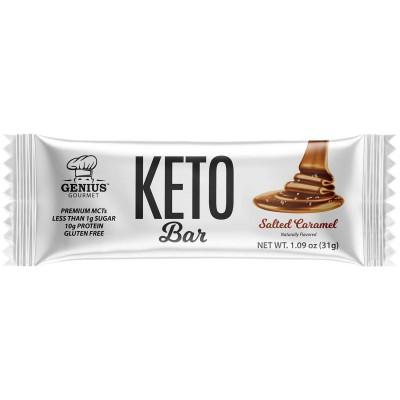 Keto Bar Salted Caramel (3 bars)