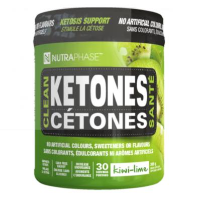 Clean Ketones Kiwi-Lime