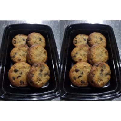 Biscuits aux pépites de chocolat et pacanes Keto