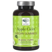 Vinaigre de cidre de pomme gélifié (60 gélifiés)