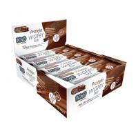 Gaufrettes au chocolat au lait (boite de 12)