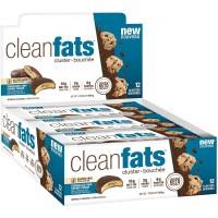 Bouchée pâte à biscuit aux pépites de chocolat CleanFats (boîte de 12)