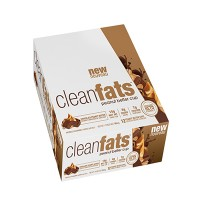 Tartelette beurre d'arachide CleanFats (boîte de 12)