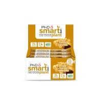Smart Plant barre choco-toffee-maïs soufflé (boîte de 12 barres)
