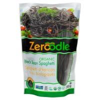 Spaghetti de haricot noir