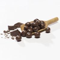 Bouchées de soja au chocolat