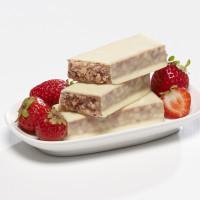 Barre shortcake aux fraises