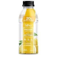 Eau protéinée au citron