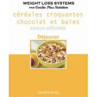 Céréales croquantes chocolat et baies  WLS