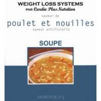 Soupe poulet et nouilles  WLS
