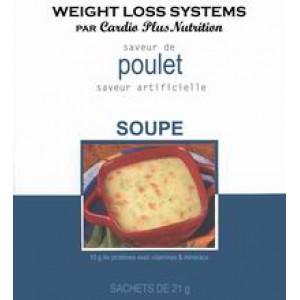 Soupe au poulet WLS