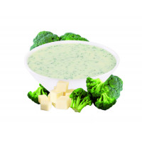 Potage au brocoli & fromage