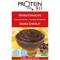 Double Chocolate Instant Pudding